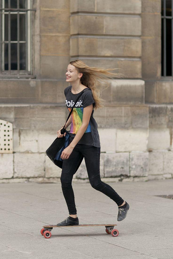 243 Best Skater Girl Styles Images On Pinterest