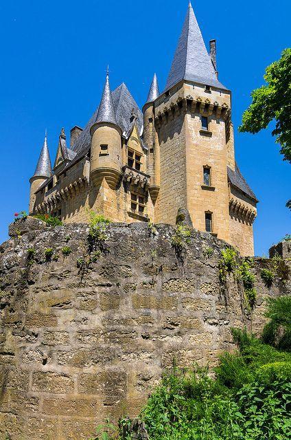 Château de Clérans - Saint-Leon-sur-Vezere, France