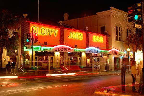 Sloppy Joes - Key West x