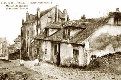 MONTMARTRE SECOND EMPIRE - Sous les Toits de Paris