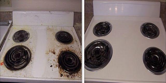 Mutfakta en çok kirlenene ve temizleme ihtiyacı duyduğumuz yerlerden birisi de ocaktır. Silip temizlersiniz aradan bir kaç dakika geçmesine rağmen bir şey dökülür ve tekrar pislenir. Bir