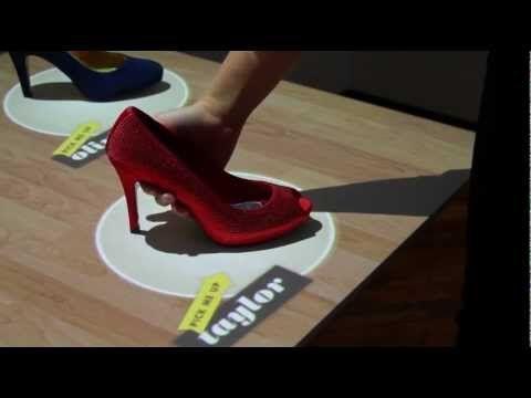 Le futur de la distribution de la chaussure !