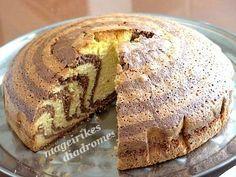 Κέικ βανίλια – σοκολάτα σε ωραίους σχεδιασμούς!