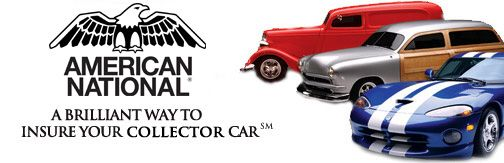 """""""CLASSIC CAR Insurance - coverage designed by car buffs like you"""".  Go here to protect  your Collector Car: http://agent.anpac.com/rockwall/ralph_grassi/"""