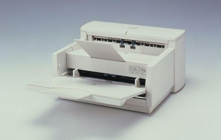 Dokumentové skenery značky Canon oslavujú 20. výročie
