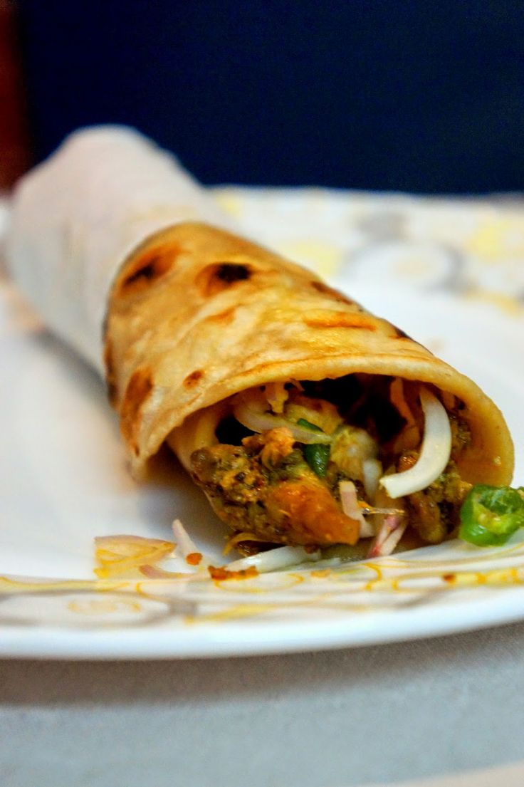 Calcutta style Chicken Rolls Recipe. I had set a record for unabashed gluttony at 5. I seemed to have accomplished more at 5 than I did at 25. Apparently, an...