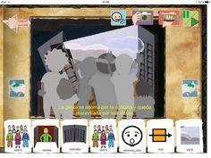 """Acércate al """"La ventana abierta"""" del Museo Reina Sofia. Aprende pintando, cantando, leyendo o escuchando un cuento y jugando con la luz. Esta aplicación ha sido diseñada para personas con autismo (TEA), pero puede ser divertida y útil para muchos niños. La aplicación, a través del juego y la creatividad, acerca a los niños al mundo del arte mientras aprenden y se divierten creando y almacenando sus propios dibujos, composiciones y vídeos."""