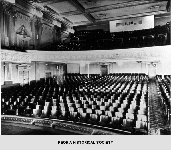 an analysis of the history of the famous chicago theatre It was designed by the famous rapp & rapp architects and maintained its  ( additional information about the chicago theatre and its history is available from  the  chicago theatre wurlitzer chamber analysis.