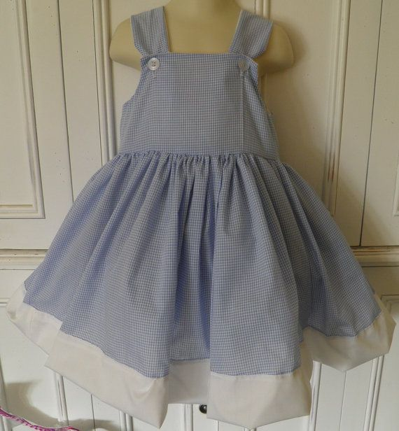 Dorothy The Wizard of Oz Boutique Dress Halloween Costume Size 2T 3T 4T 5 6 on Etsy, $23.99