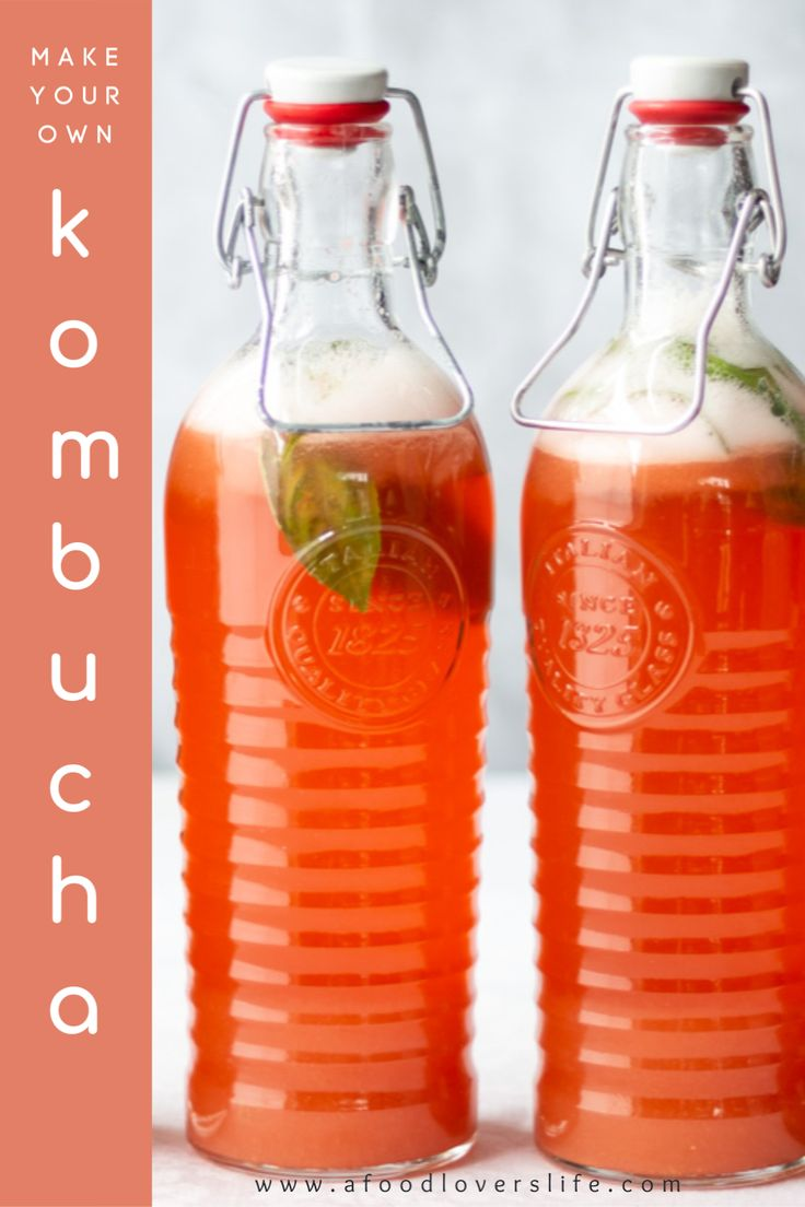Jun 12, 2020 – How to make kombucha at home in an easy step by step video tutorial for beginners. See my recipe and flav…
