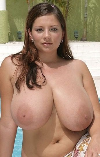 image Bbw single mother oils up huge titties