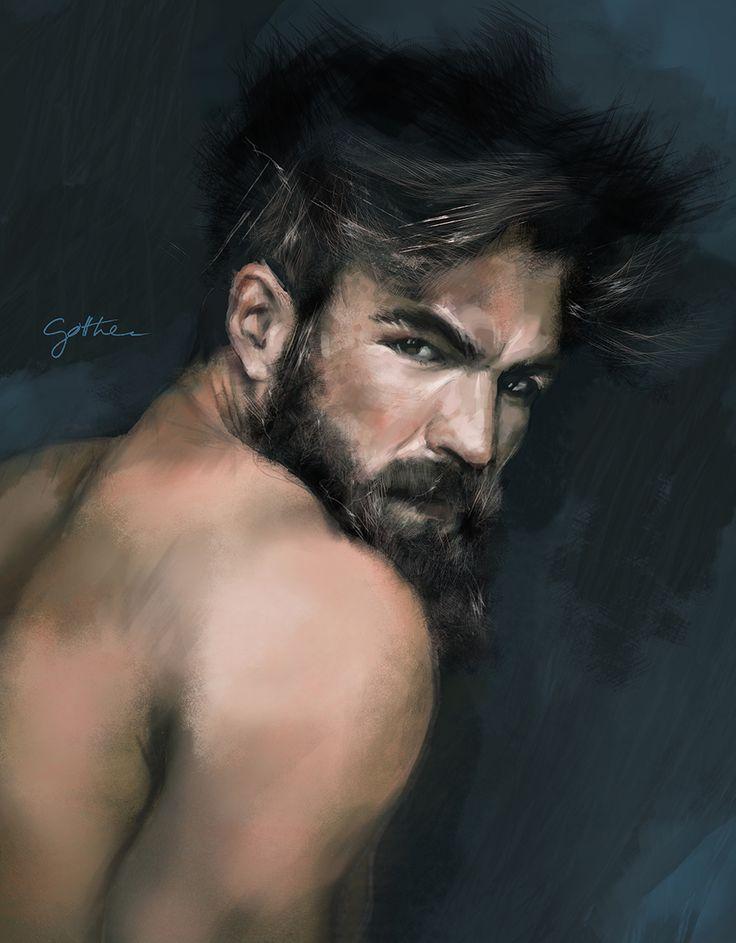 dimitris_@gotthee # beard#love#pogonophile#art  https://www.facebook.com/pogonophileart/