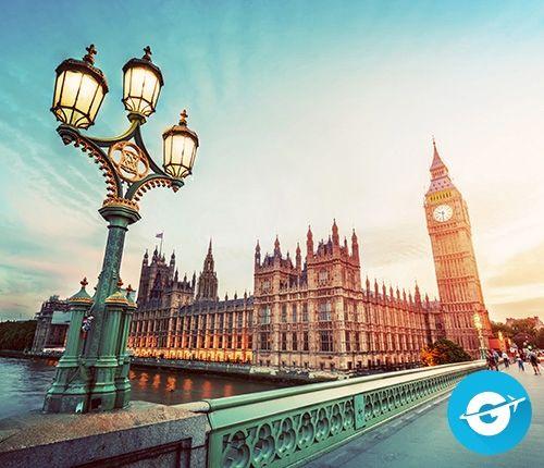 Paquete Londres y Paris 10 días: Vuelo + Hotel + Excursiones (Europa)