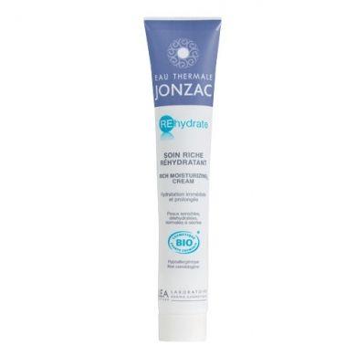 JONZAC EAU THERMALE -  Soin Riche REhydrate