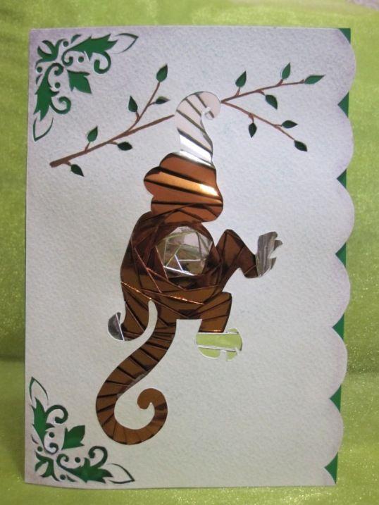 самые открытки с обезьянами своими руками нередки некоторые