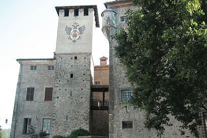 Castello di Torre Ratti a Borghetto di Borbera