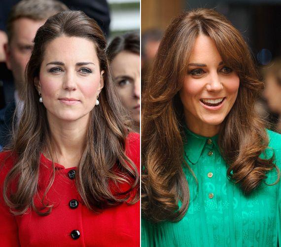 Így utánozd Katalin hercegnőt! Képeken a 8 legszebb frizurája | femina.hu