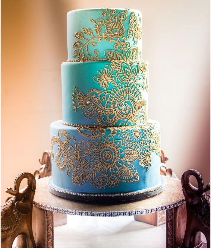 indian wedding cake henna design indian wedding cake design cake decorating 16415