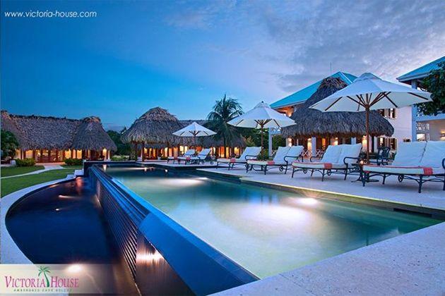 AmbergrisToday.com | Victoria House is TripAdvisor's #1 Hotel in Belize | Ambergris Caye is always on top! :-) | Love my island! | La Isla Bonita!