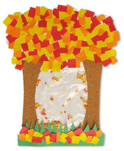 Autumn Crafts For Kids Falling Leaves Hygloss