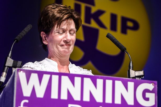 Ukip's 18-day leader Diane James QUITS the party over 'increasingly difficult relationship' #leader #diane #james #quits #party…