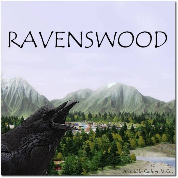 Ravenswood populated world by CathrynMcCoy - Sims 3 Downloads CC Caboodle