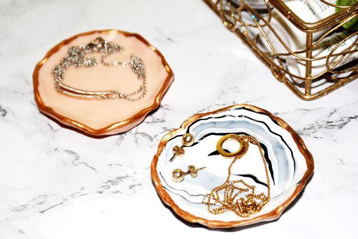 Talerzyki DIY, bowl DIY, talerzyk na biżuterię