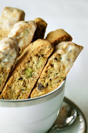 Make and share this Starbucks Lemon-Tipped Biscotti recipe from Food.com.