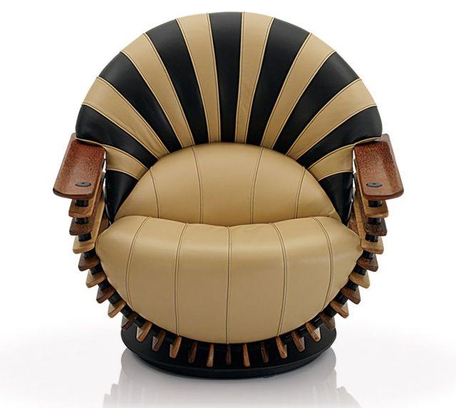 Art Deco furniture makes your house look like a Metropolis set