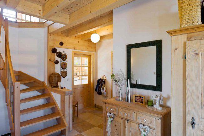 modernes Holzhaus am Bächle