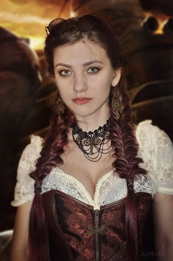 steam punk hair styles 25 best ideas about steampunk hairstyles on 6930 | 94452695a831bfb64a2e16d3156dcfd3 steampunk couture steampunk girl