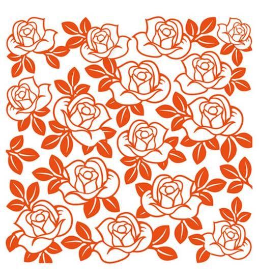 Marianne Design Folders Roses