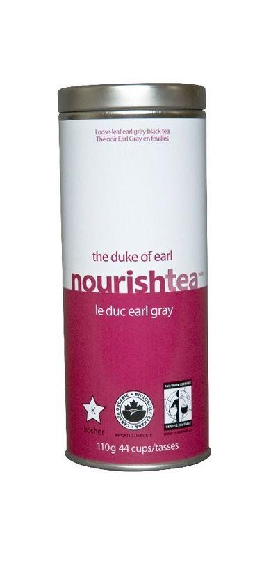 Nourishtea The Duke of Earl Loose Leaf Tea