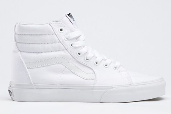 high top vans; the cooler, less conventional converse #refinery29