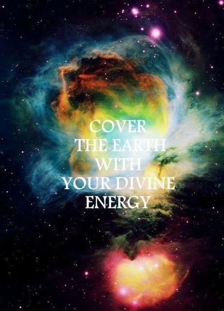divine light energy
