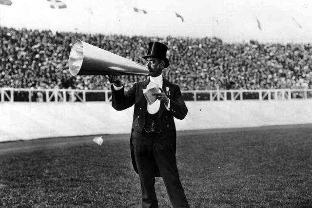 Confira algumas fotografias das Olimpíadas de 1908 em Londres.