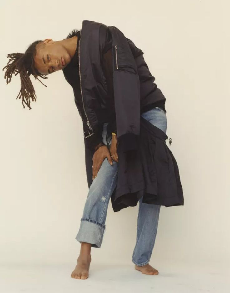 SPOTTED: JADEN SMITH IN GUCCI FOR NYLON MAGAZINE COVER
