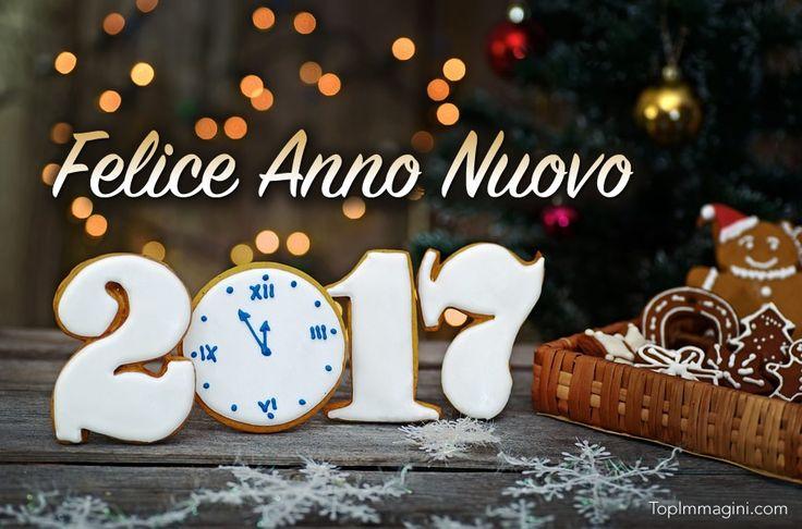 Felice Anno Nuovo 2017 #annonuovo