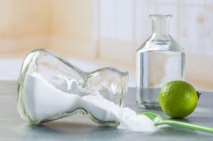 Basische Körperpflege mit Natron selber machen: Rezepte mit Natron (Backsoda, Speisesoda) für Natronbad, Deo, Fußbad, Haarshampoo, Badesalz, Gesichtsmaske, Peeling, Zahnpasta, Mundspülung ...