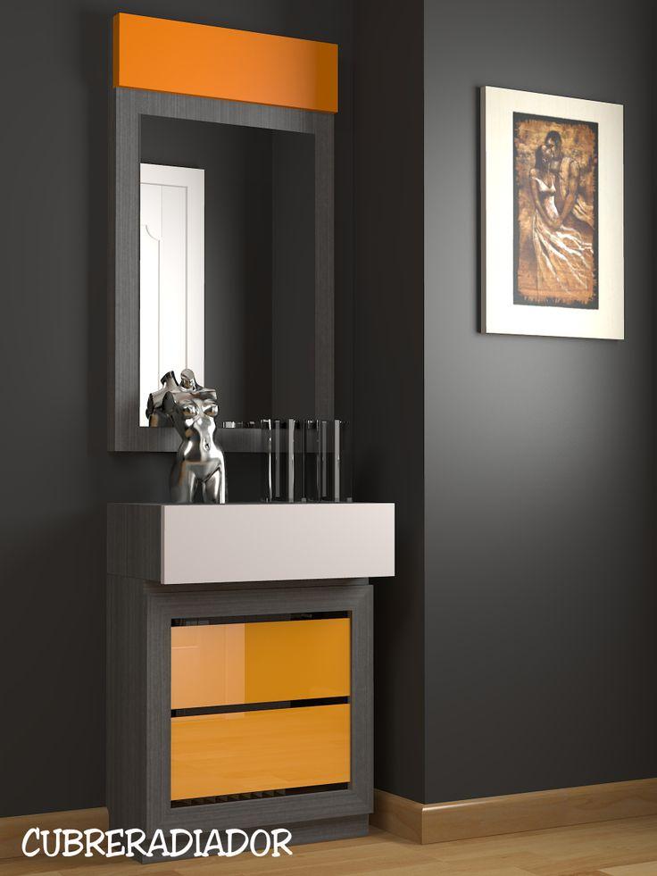 Muebles recibidores completamente a medida todo tipo de - Muebles para recibidores ...