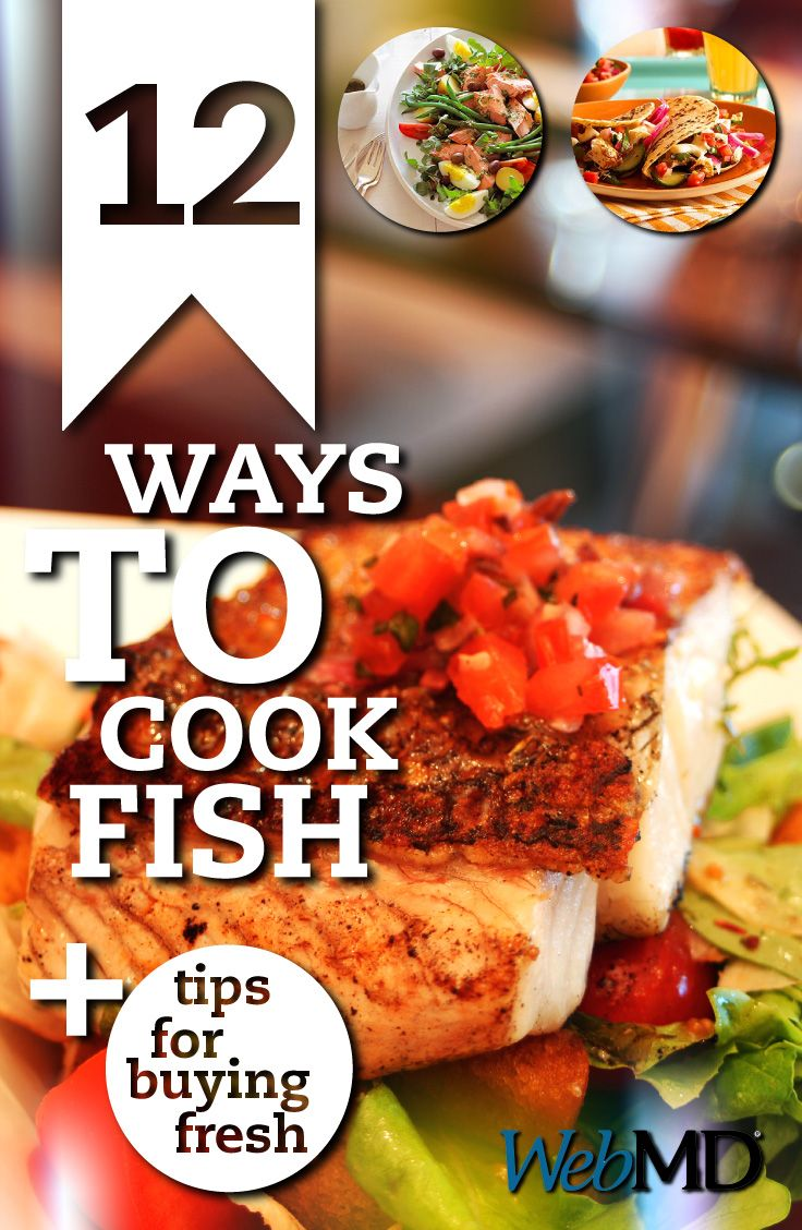 12 ways to cook fish plus how to buy fresh for Best way to cook fish