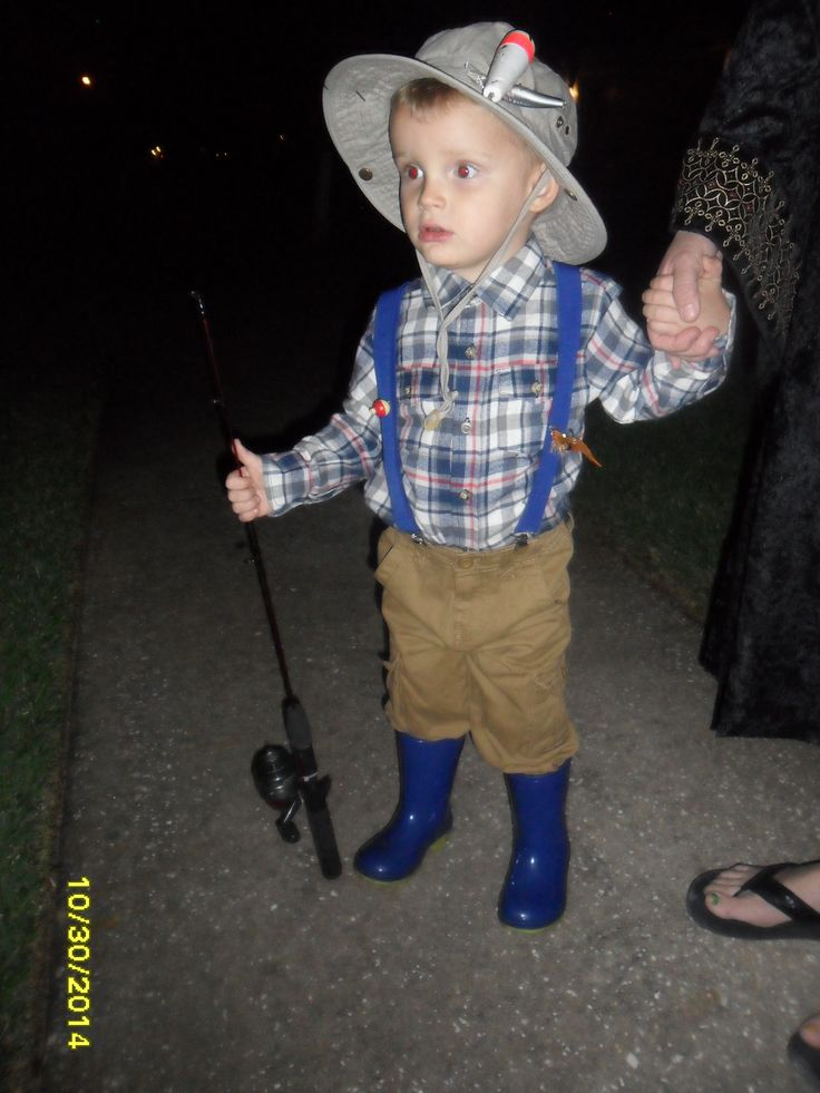 25 best ideas about fisherman costume on pinterest cute for Baby fishing outfit