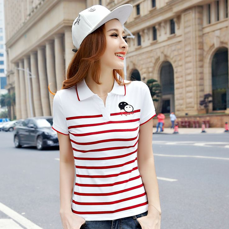 women ladies poloshirt raph dames poloshirts damen polo shirt camisa polo femme cheval cotton striped polo femmes-in Polo Shirts from Women's Clothing & Accessories on Aliexpress.com | Alibaba Group