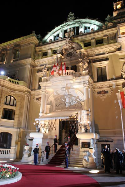 Monaco - Monte-Carlo Casino and Opera House / Monuments / Places to visit / Monaco Official Site