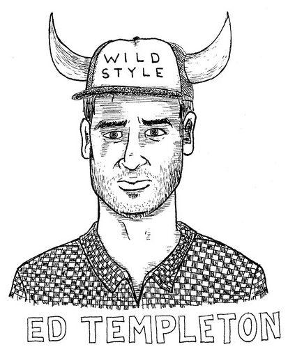 Andrew Savage - Black and White Illustration
