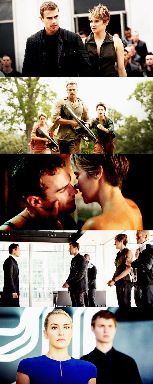New Insurgent Movie Stills
