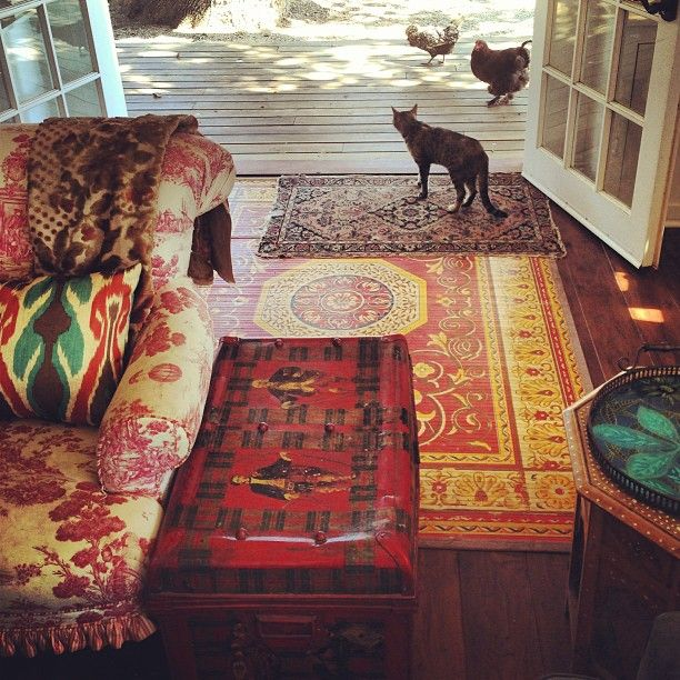 Oriental Rugs Layers Of Pattern