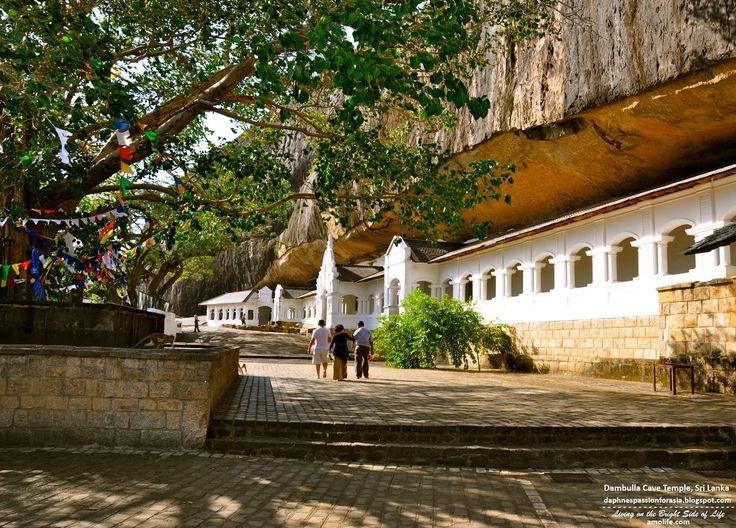 Photo credit: Dambulla Cave Temple