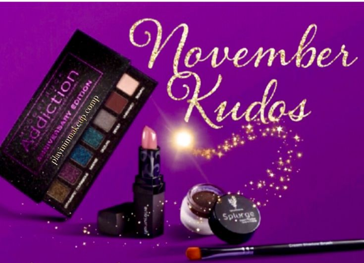 November Kudos Younique 2017 #playininmakeup #younique #kudos https://www.facebook.com/jessicaquattrocchi9474/posts/1916780901671987