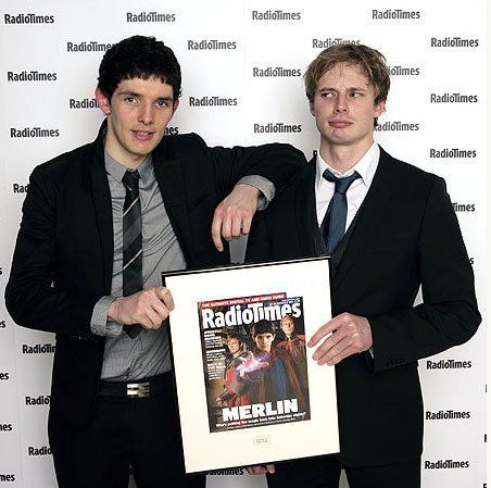 Bradley and Colin. Repinning because of Bradley's expression. <--- repinning because they're awesome.